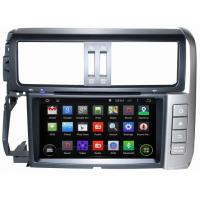 Ouchuangbo Auto GPS Navigation DVD Stereo System for Toyota Prado 2010-2013 Car Kit Android 4.4 Radio OCB-8015D Manufactures