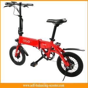 Quality New Style 36v 250w 14inch Electric Boost Bike Folding Bike Mini Adult Foldable for sale