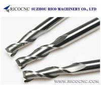 China Carbide Spiral End Mill Cutters CNC Router Upcut Spiral Router Bit for Engraving on sale