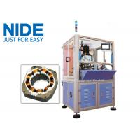 Inner Winder Electric Motor Winding Machine High Automation For Brushless Motor Manufactures