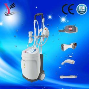 Buy cheap Cavitation rf slimming / ultrasonic liposuction velashape equipment from wholesalers