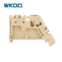 JEW 35  Screw Terminal Block Connector End Clip Bracket For Din Rail Mounted Weidmuller Manufactures