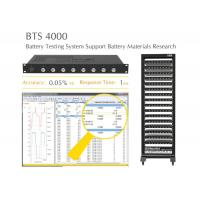 5uA-10mA Lithium Battery Analyzer 8 Channel With Temperature Measurement Manufactures