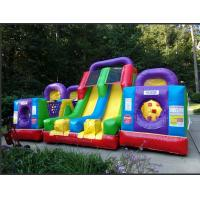 Inflatable Chaos Obstacle  chaos obstacle course inflatable obstacle  course for sale Manufactures