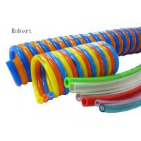 Metric Polyurethane Pneumatic Air Tubing Durable Stretch Out Draw Back Freely Manufactures