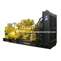 High Power Perkins Diesel Generator/Power Generator 1100KW Water-cooled Manufactures