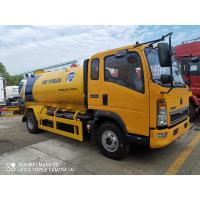 HOT SALE! 5000Liters mobile lpg gas refilling tanker truck for domestic gas cylinder, High quality propane tanker truck