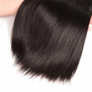 Silky Straight Remy Human Hair, Brazilian Human Hair, Human Hair Extension Manufactures