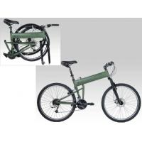 "Good Quality Comfortable To Ride 16"" Folding Bike Manufactures"