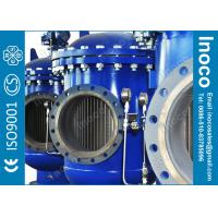 Quality BOCIN Wastewater Automatic Self Cleaning Water Filter Brush Type CE ISO9001 ASME for sale