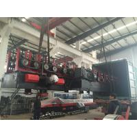 Auto C&Z Purlin Roll Forming Machine for Light Steel Structure Buildings Exported to KSA Manufactures