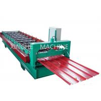 High Capacity Cold Roll Forming Machines With Coiler Sheet Guiding Device Manufactures