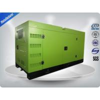 Fuel Less Compression Ratio Industrial Generator Set With High Rating  Power Manufactures