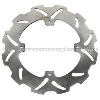 Heat Treatment Motorcycle Brake Parts Racing Brakes And Rotors Honda CRF250R CRF X Manufactures