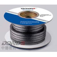 Buy cheap graphite braided packing from wholesalers