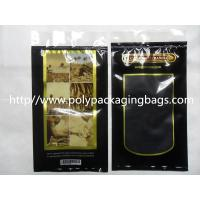 Moisturized System Cigar Humidor Bags Ziplock With Slider Easy Open And Close Manufactures
