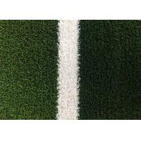Buy cheap PE + PP Indoor Sports Flooring / Fire Resistant Fibrillated Yarn Decorative Fake Grass from wholesalers