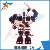 China Humanoid Robot 15 degrees of freedom biped robot with claws full steering bracket on sale