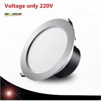High quality led downlight 3W 5W 7W 12W 15W 18W AC220V 230V SMD5730 LED Spot light led ceiling lamp 100% real power Manufactures