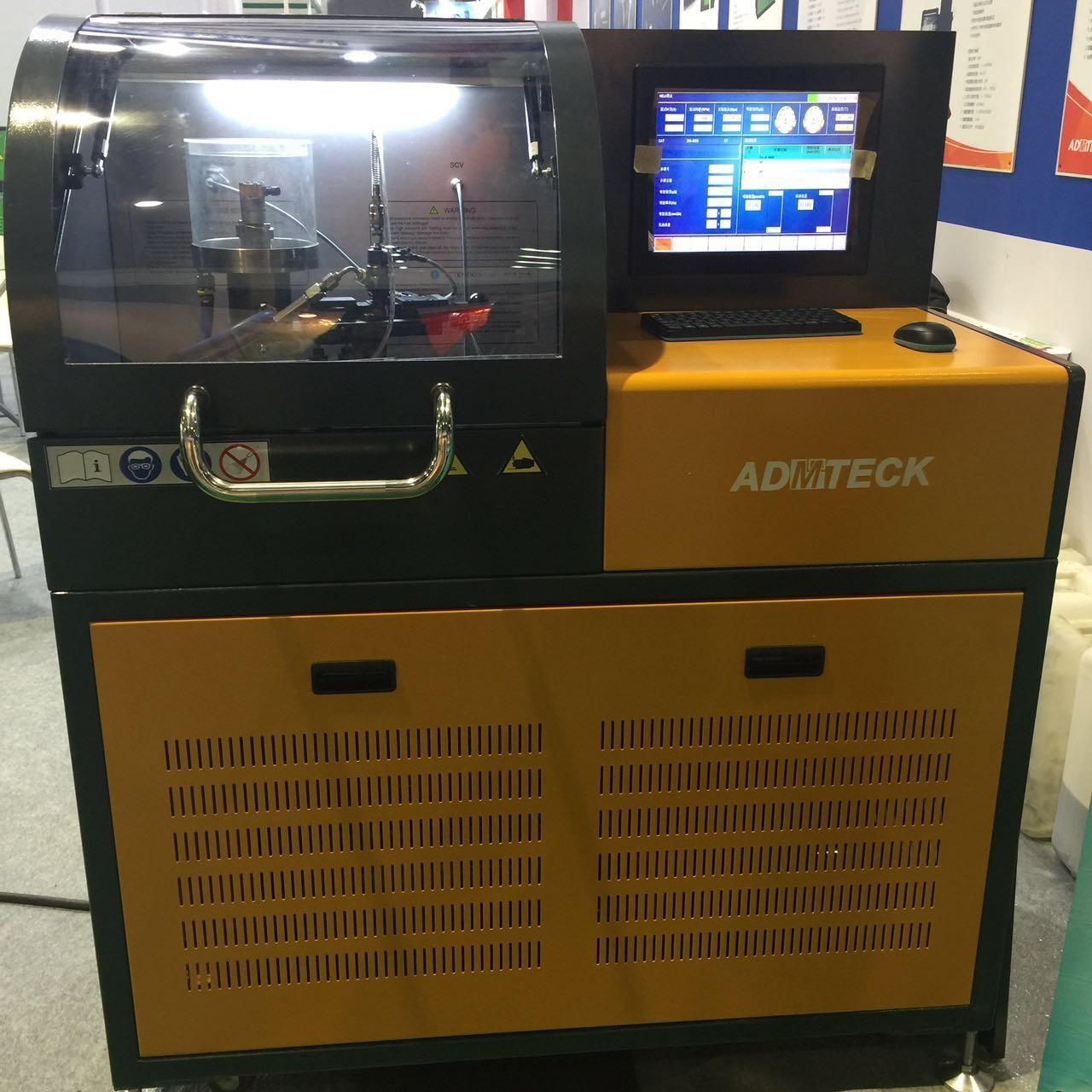 large testing datas Common Rail Injector Test Bench for testing different Common Rail Injectors Manufactures