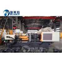 Tube Head Plastic Injection Molding Machine Double Cylinder Balancing Injections Manufactures