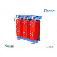 China Scb 10kv Three Phase Cast Resin Dry Type Distribution Transformer Indoor Type on sale