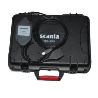 Scania VCI 2 2.6.0(2011.02) Version Truck Diagnostic Tool With English, German Etc Manufactures