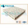 25mm Thickness Honeycomb Granite Panels , Thin Granite Panels 600*600mm2 Manufactures