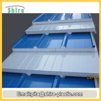 Sandwich Roof Panel Surface Protection Film Rolls 5 - 500G / 25MM Adhesion Manufactures