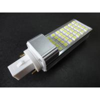 High Lumen PLC 5050SMD 750LM G24 LED Lamp 8W, CE / RoHS Certificates Manufactures