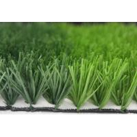 Natural Looking Playground Synthetic Grass , Futsal Soccer Artificial Turf Manufactures