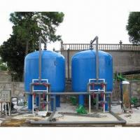50T/H Well Water Purification Equipment, Underground Water Treatment Iron and Manganese Manufactures