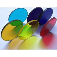 Buy cheap Light Filter Translucent Optical Flat Filter Different Colors For TFT VFD DVD from wholesalers