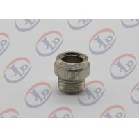 0.007KG Custom Machined Parts CNC Milling Stamping Nickel Plated Brass Bolts Manufactures