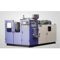 PE Fully Automatic Extruding Blow Moulding Machine Double Station 29L Manufactures