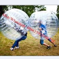 Quality soccer zorb ball zorb ball soccer for kids and adults inflatable body zorb ball for sale
