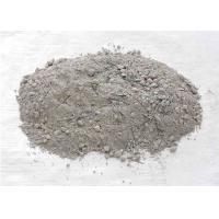 China High Temperature Gray Castable Refractory Cement For Industrial Kiln Lining on sale