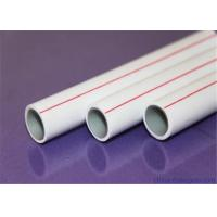 High Strength Fusion Ppr Pipes 6M Length Smooth Surface Oxidation Resistant