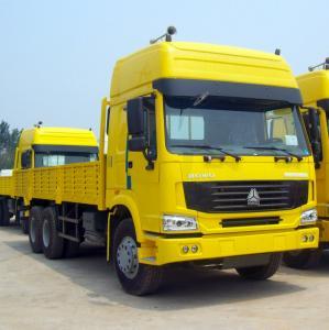 Buy cheap SINOTRUK HOWO Cargo Truck 336HP Euro II 20-40Tons Model ZZ1257S4641V from wholesalers
