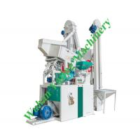 800kg/H Small Scale Rice Mill Plant Paddy To Rice Machine For Fine Rice Manufactures