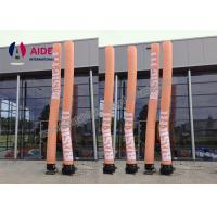 Popular Outdoor Dancing Inflatable Man , Advertising Inflatable Sky Dancer Manufactures