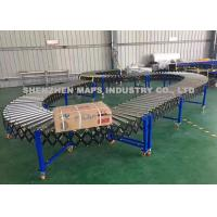 China Unloading Automated Conveyor Systems , Flexible Warehouse Conveyor Systems on sale
