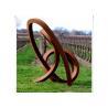 Buy cheap Outdoor Unique Decoration Metal Art Sculpture Corten Steel Sculpture from wholesalers