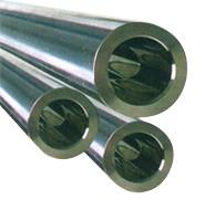Ground Polished Chrome Plated Hollow Steel Pipe Bar , Cold Drawn Manufactures