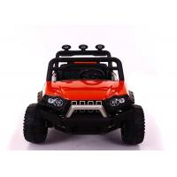 12V7AH Battery Powered Kids Drivable Truck With Multifunctional Music Steering Wheel Manufactures