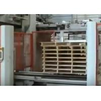 High Position Automatic Palletizer Machine Stacker for Unpackaged Regular Shape Products Manufactures