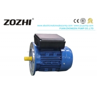 IEC Two Capacitor IP54 0.75KW AC Induction Motor ML802-4 Manufactures