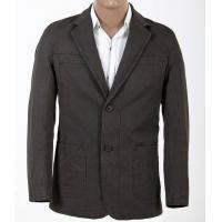 Plus Size, European Stylish and Luxury, Casual Army Green / Black MensCotton Suit for Mens Manufactures