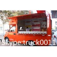 Quality factory direct sale high quality and competitive price mobile food truck, fast for sale