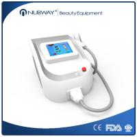 China Portable Diode Laser Fast Professional  Hair Removal Machine 808nm For Male / Female With CE Certificate on sale